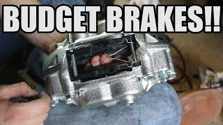 The CHEAPEST Big Brake Upgrade Possible!
