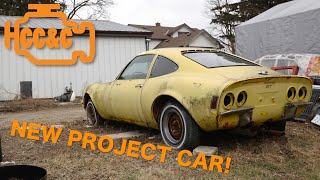 New Project Car! The Hopeful Opel | CC&C
