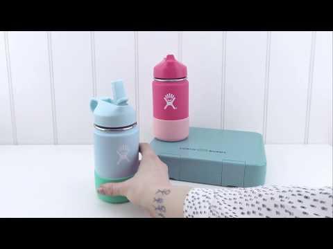 Die Hydro Flask Kindertrinkflasche in neuen Farben - jetzt bei Kivanta