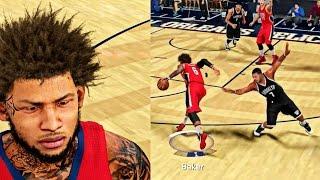 JOE JOHNSON NEEDS NEW ANKLES! | 3 BLOCKS AWAY FROM MAKING HISTORY! - NBA 2K16 MyCAREER S3