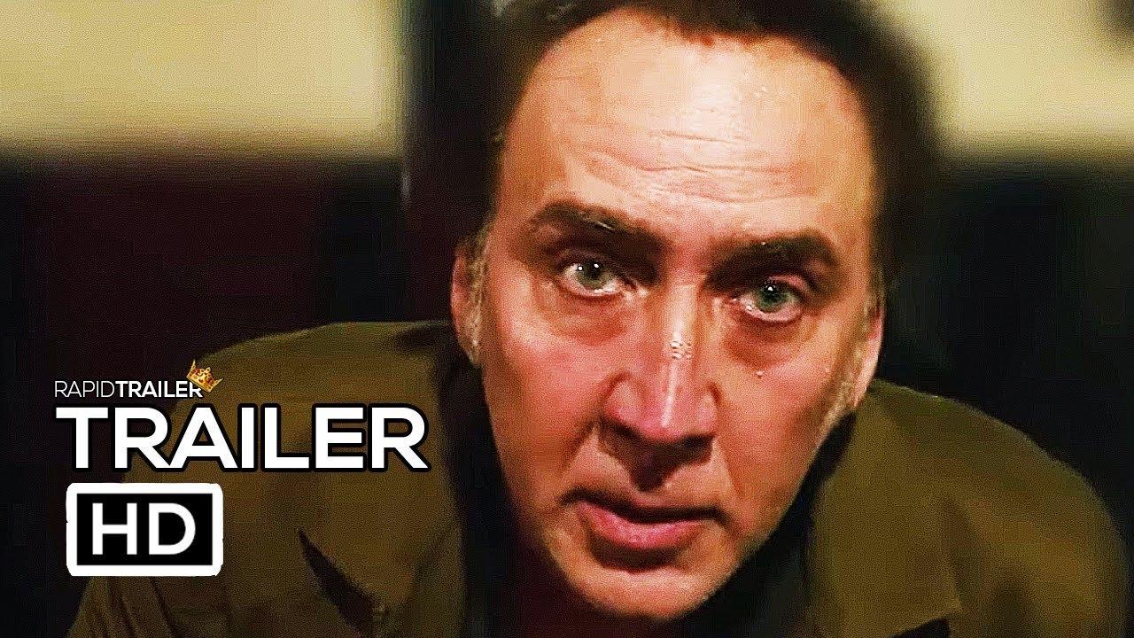 Nicolas Cage: A Score to Settle, 2019