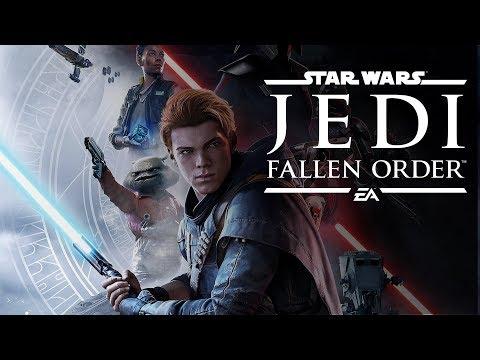 Star Wars : Jedi Fallen Order (dunkey)