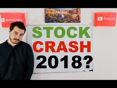 Stock Market Crash Coming 2018?
