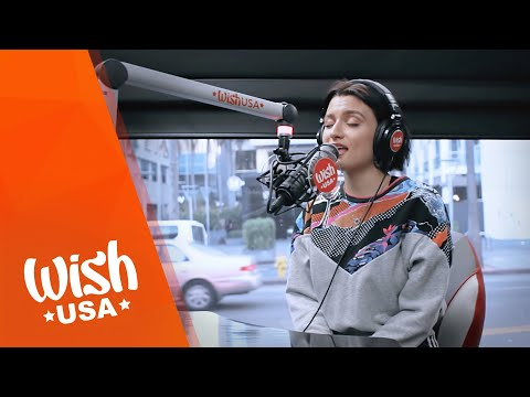 """Laci Mercede performs """"California"""" LIVE on the Wish USA Bus"""