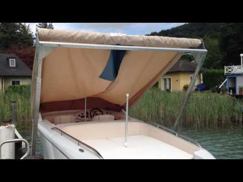 Ortner Boote Villach Automatische Bootsplane
