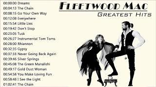 Fleetwood Mac Greatest Hits Full Album 🍀🌿🌹