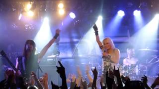 Doro - Love`s gone to Hell (Live) @ Colos-Saal Aschaffenburg 11.12.16