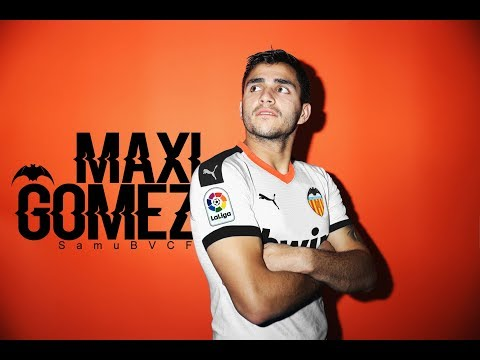 Maxi Gómez - Welcome to Valencia 🔥