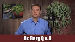 """The Dr. Berg Show """"Live"""" March 3 2017"""