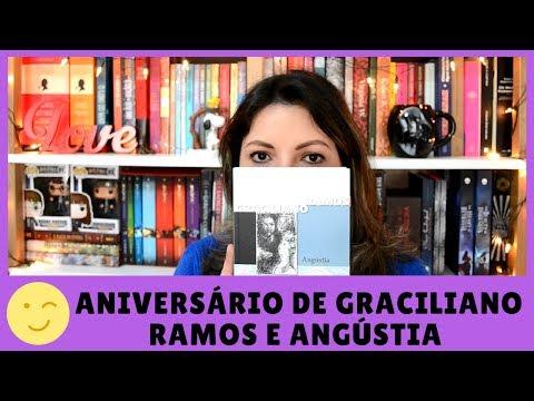 Angústia de Graciliano Ramos | Resenha | Outubro Lendo Brasileiros