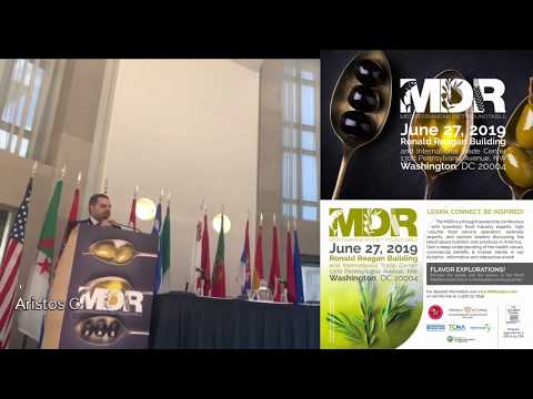 Image of MEDITERRANEAN DIET ROUNDTABLE  Keynote Speech