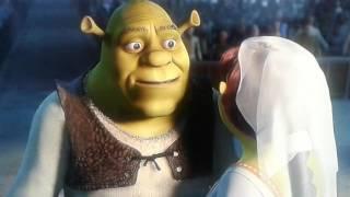 Shrek 1 (2001) - True Love's First Kiss