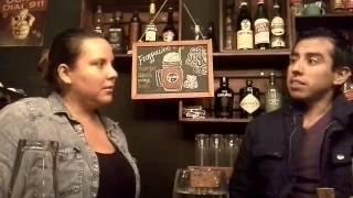 Andrea Y Daniel De GINEBRA Café-Bar (Miraflores, Lima - Perú)