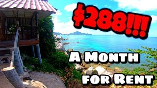 Tropical Island Apartment Hunting - Day 16 - Life in Thailand