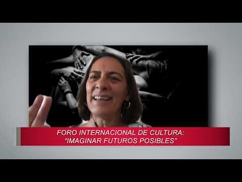Panorama Universitario: 19/05/2020 Foro internacional sobre cultura en contexto de pandemia - Redondo