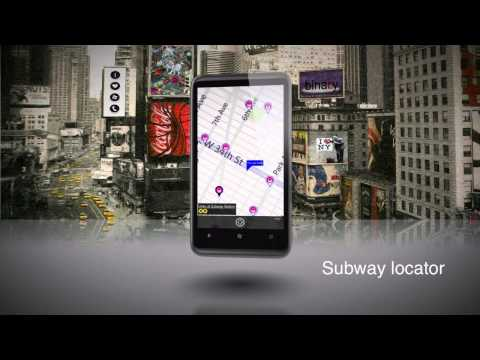 Windows Phone 7 Can Even Make Subway Maps Look Good