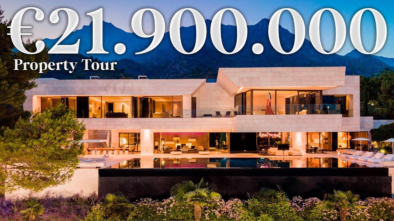Truly Exceptional Grand Villa El Nido, Cascada de Camojan, Marbella Golden Mile