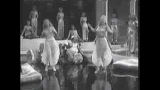 """The Sheik of Araby"" from the movie ""Tin Pan Alley"" - Alice Faye, Betty Grable & Nicholas Brothers"