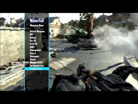 PS3/BO2/1 19] NEW! 2 19 Black Ops 2 IceCream V1 Mod Menu GSC Lobby