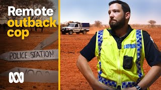 The remote life of an outback Aussie cop | Landline | ABC Australia