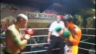 preview picture of video 'trevor crewe sunderland boxing'