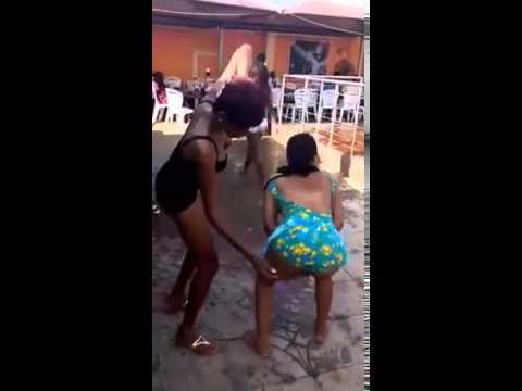 Nigerian Drunk Girls