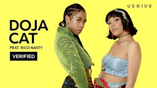 "Doja Cat & Rico Nasty ""Tia Tamera"" Official Lyrics & Meaning 