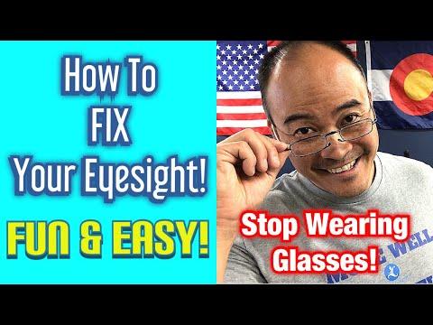 Látásbetegségek helyreállítása