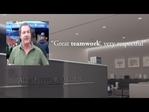 """Great teamwork, very respectful"" testimonial video thumbnail"