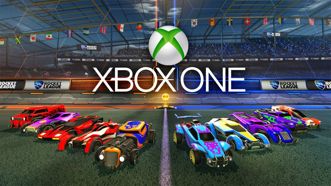 Video forRocket League Rockets Onto Xbox One