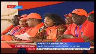 Kalonzo Musyoka amwaga mtama kuhusu mipango ya NASA