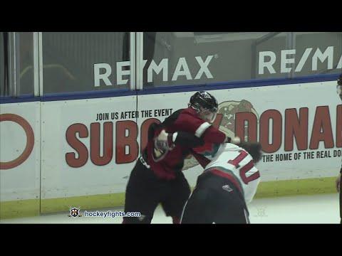 Turner McMillen vs. Bryce Bader