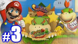 I CHALLENGED BOWSER JR.! | Mario Super Sluggers | Challenge Mode #3