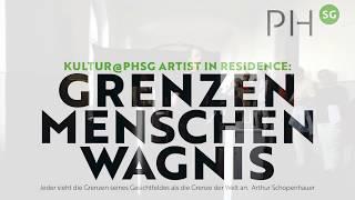 Trailer: Artist in Residence PHSG