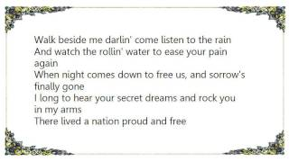 John Kay - Walk Beside Me Lyrics