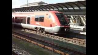 preview picture of video 'BR 641 (DB) als Main-Saale-Express nach Bamberg (2) - Hof Hbf.'