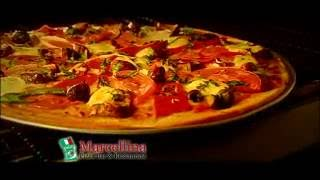 A Marcellina pizza