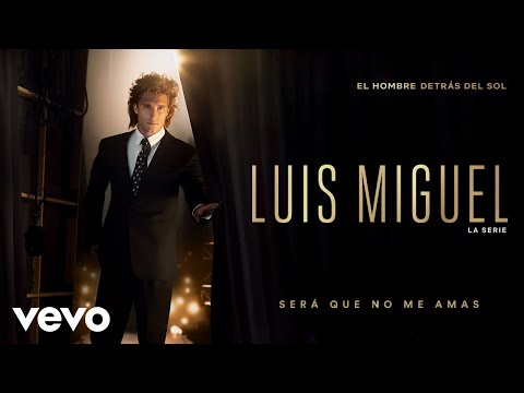 Diego Boneta - Será Que No Me Amas (Luis Miguel La Serie - Audio)