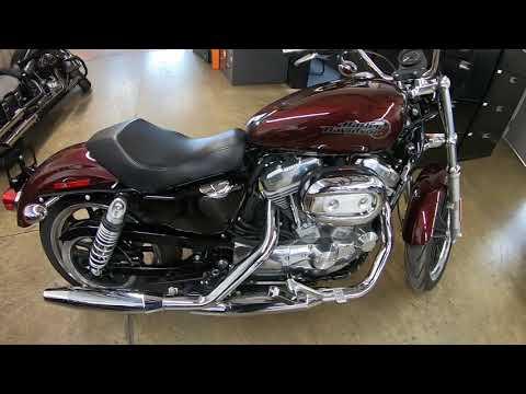 2019 Harley-Davidson Sportster SuperLow