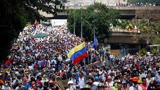 Вашингтон обещает больше санкций Каракасу