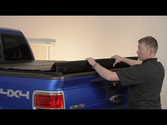 Truxedo Lo Pro Qt Tonneau Cover With Embossed Harley Davidson Logo Vinyl Black Best Prices Reviews At Morris 4x4