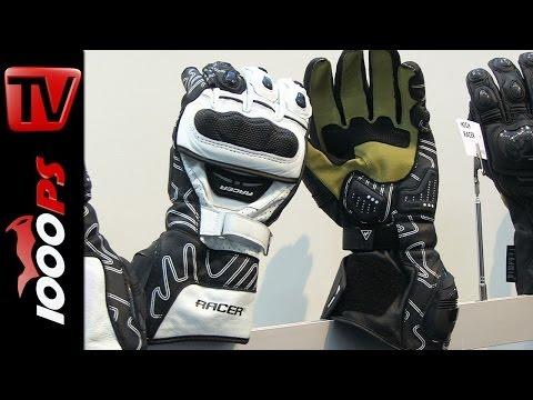 Racer High Speed Motorradhandschuh- 2014