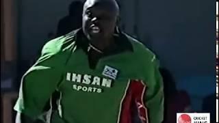 Thomas Odoyo (Kenya) 84 Runs & 4 For 36 2nd ODI Vs Bangladesh At Nairobi Aug 13 2006