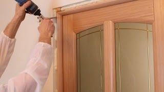Межкомнатные двери выбор и установка