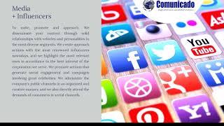 Agencia Comunicado - Video - 1