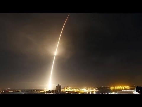 ΗΠΑ: Επιτυχής εκτόξευση και προσγείωση του Falcon 9