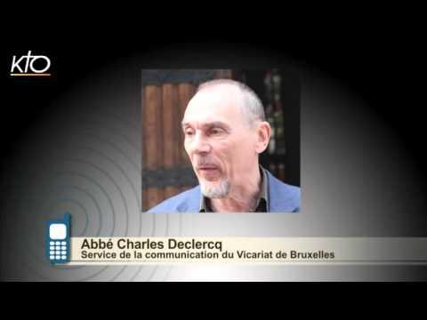 #PrayForBrussels : Abbé Charles Declercq