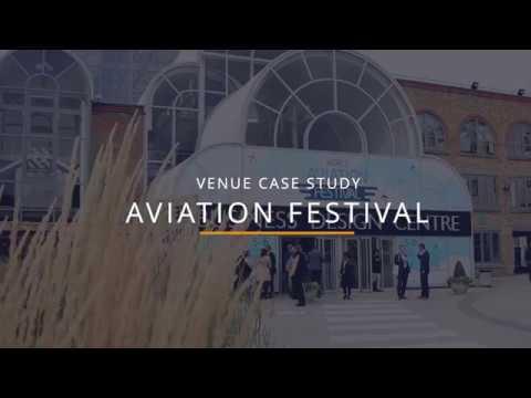 Venue Case Study: Aviation Festival