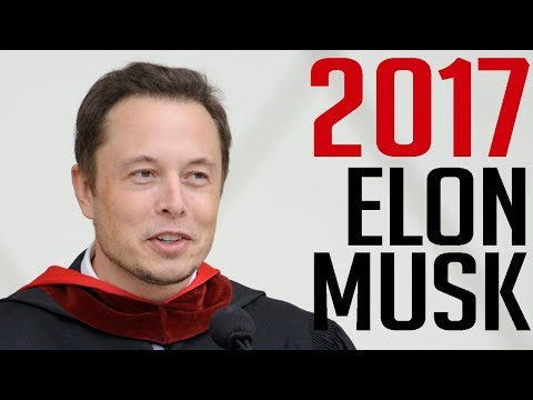 Best Of Elon Musk 2017 (COMPLETLY DESTROYS EVERYTHING, IT'S TOO LATE TO STOP HIM NOW)