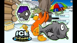 How To Catch The Rare Grey Mullet In Club Penguin Rewritten! + New Hat